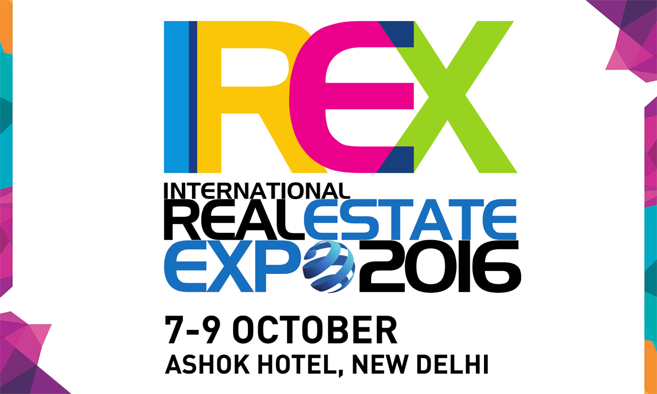 2nd edition of International Real Estate Expo (IREX) 2016 to be held in New Delhi